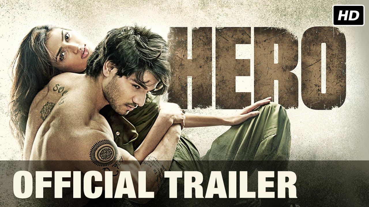 Hero Trailer | Sooraj Pancholi & Athiya Shetty | Salman Khan