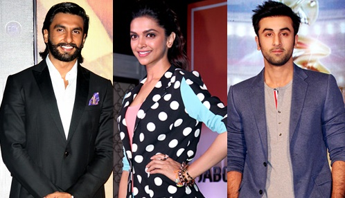 Deepika Padukone - My chemistry with Ranveer is different from that with Ranbir