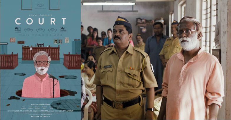 'Court' is India's entry for Oscars