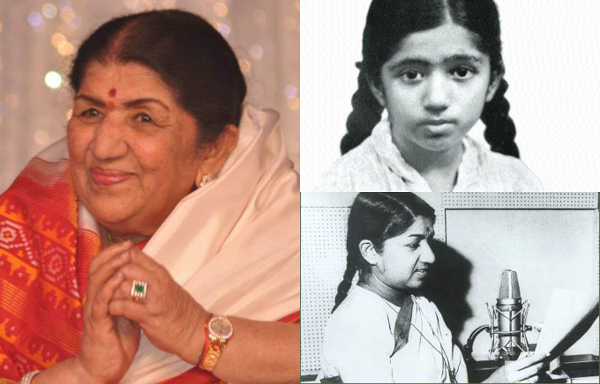 Lesser known facts about Melody Queen Lata Mangeshkar