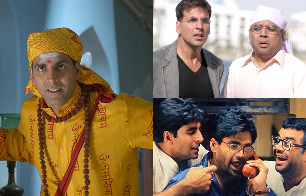 10 times Akshay Kumar tickled our funny bone