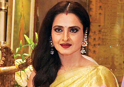 Happy Birthday: B-Town wishes 'ageless', 'inspiring' Rekha