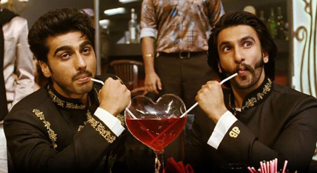 Gunday stars Ranveer Singh and Arjun Kapoor to pair up onscreen once again