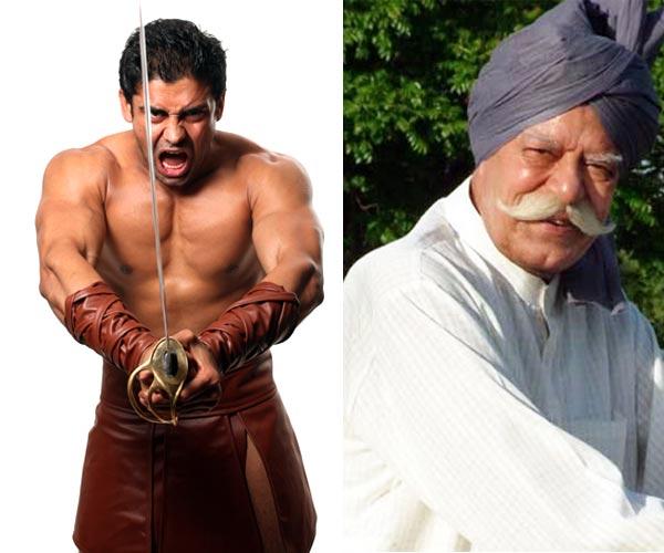 Wrestler Sangram Singh not doing biopic on Dara Singh