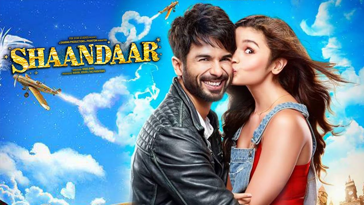 Shahid Kapoor - Alia Bhatt's 'Shaandaar' first day Box Office Collections