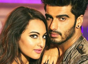 Spotted - Arjun Kapoor and Sonakshi Sinha on a dinner date