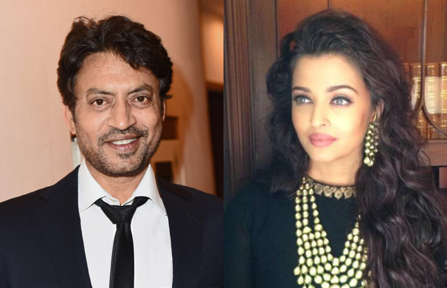 Revealed - Aishwarya Rai Bachchan's next with Irrfan Khan