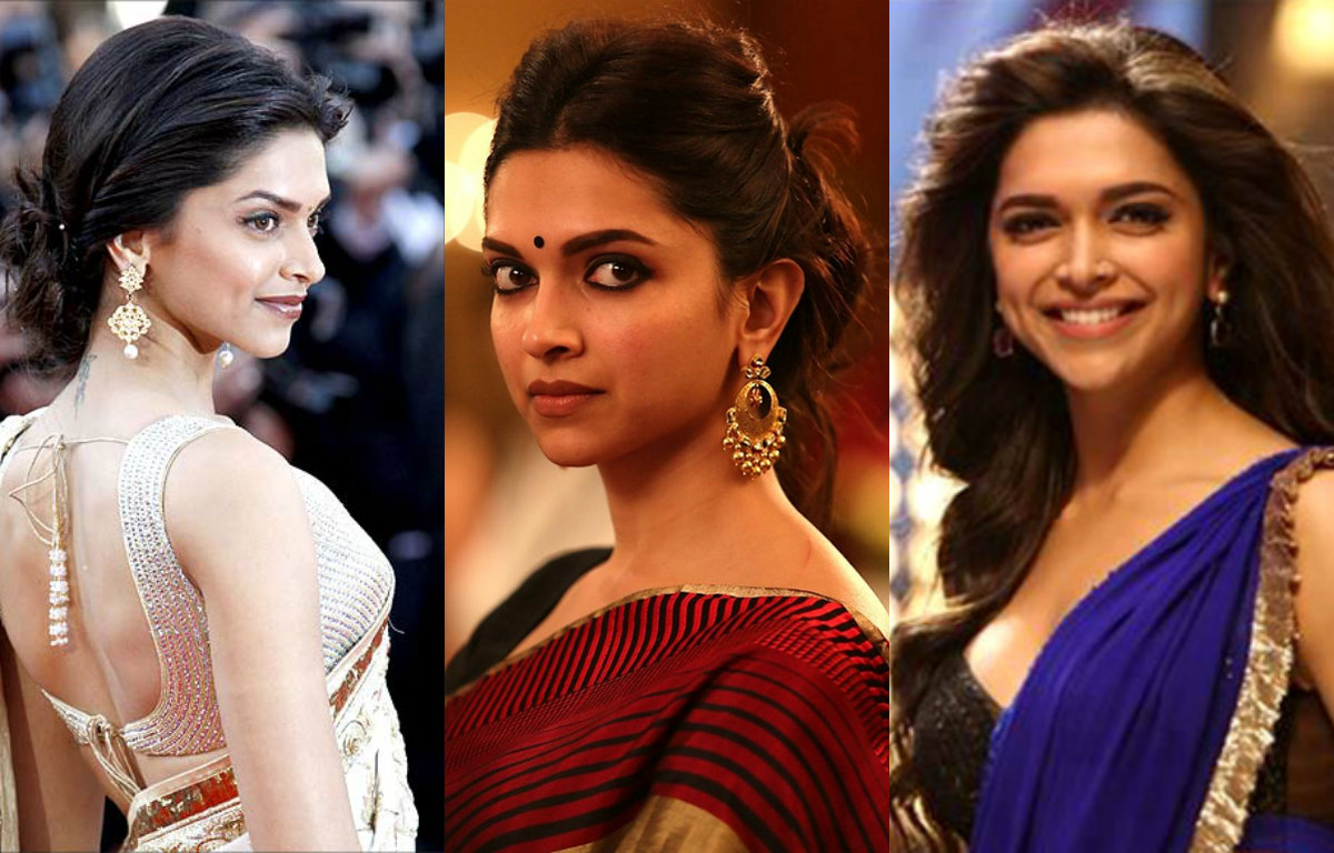 In pictures: 7 times Deepika Padukone sizzled in a saree