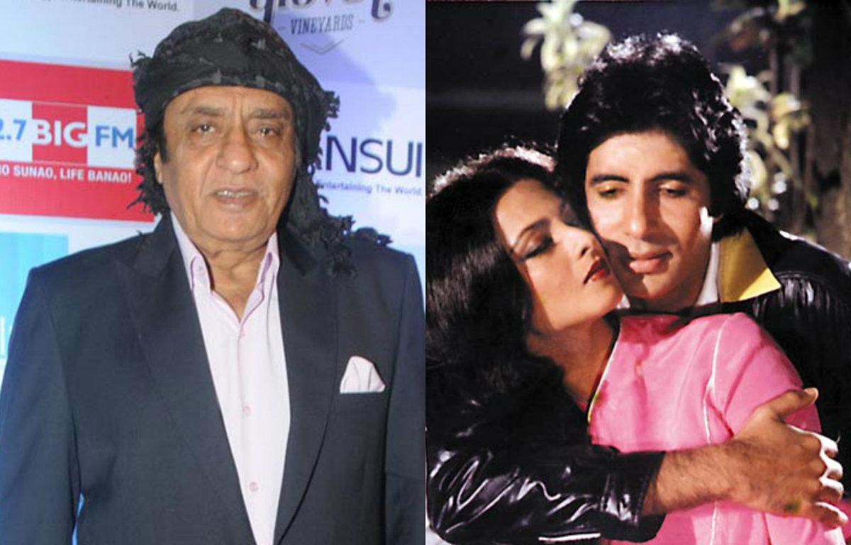 Watch - When actor Ranjeet spoiled Amitabh Bachchan and Rekha's evening