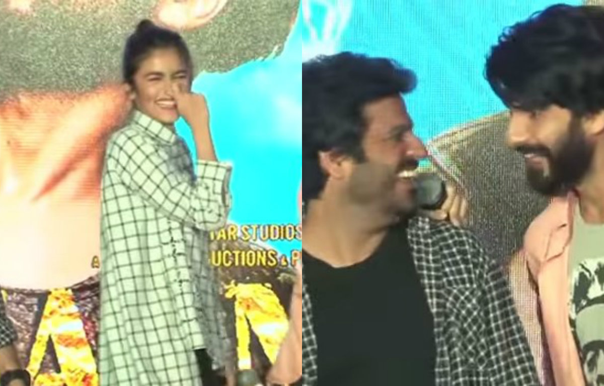 Video - When Alia Bhatt Embarrassed everyone giving a double meaning statement