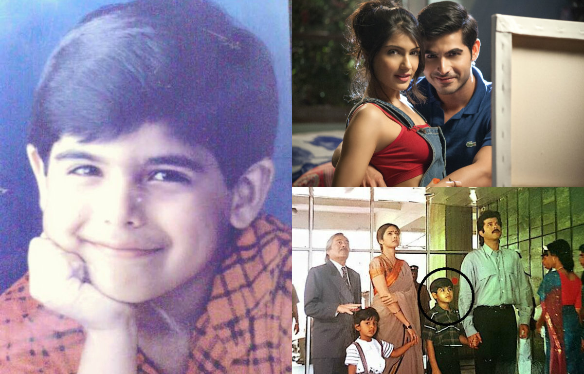 Omkar Kapoor - From a Child Prodigy to onscreen Hero