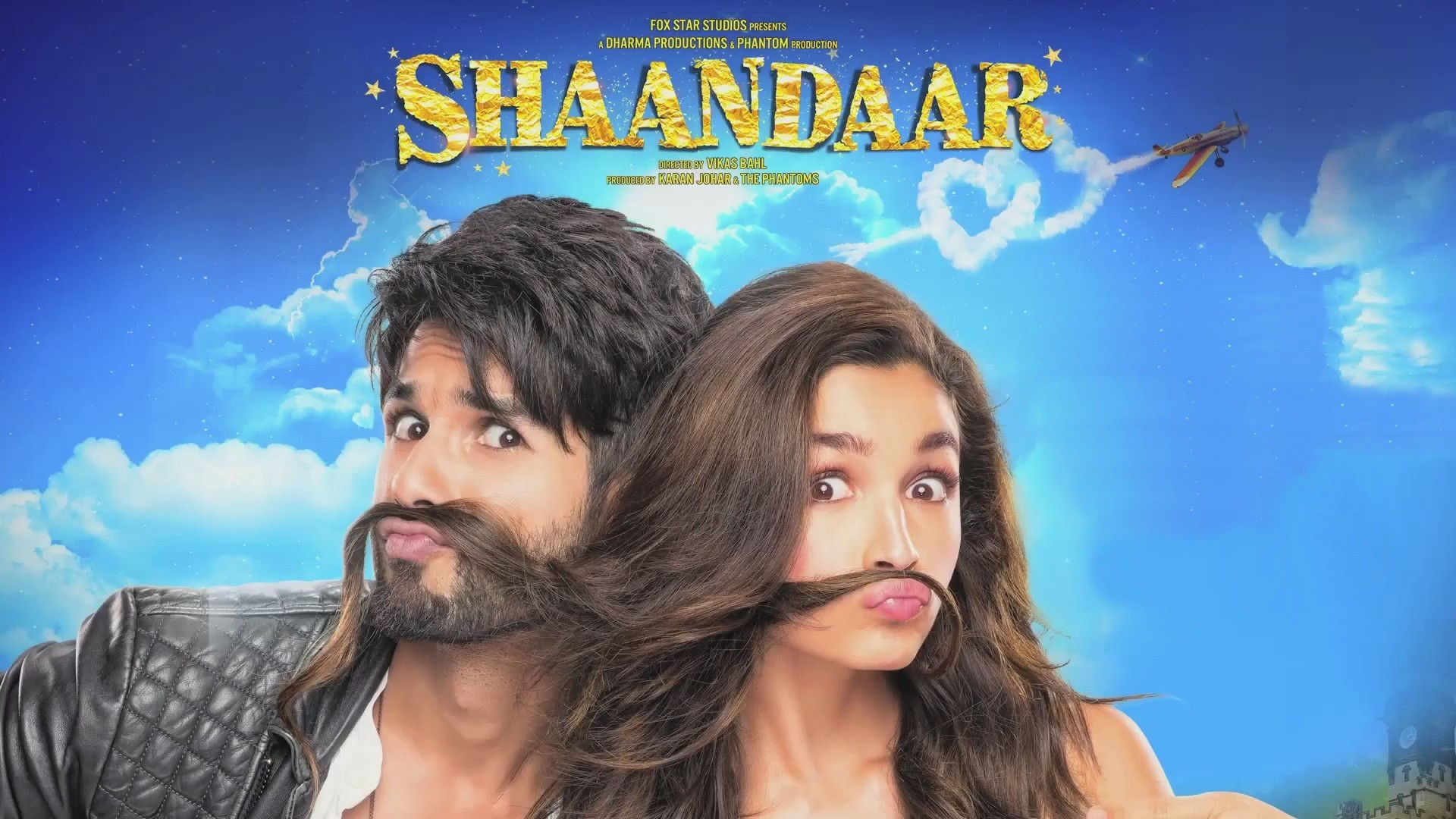 Shaandaar Movie Review- Bollywood Bubble