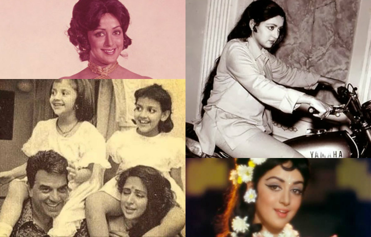 Birthday Special : Rare and unseen pictures of 'Dream Girl' Hema Malini