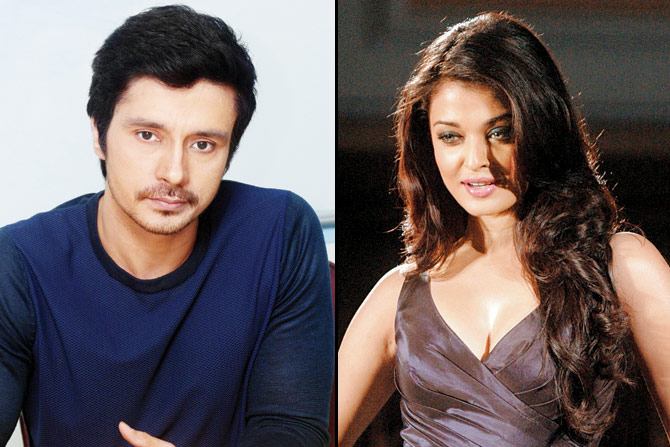 Darshan Kumar excited to share screen space with Aishwarya Rai