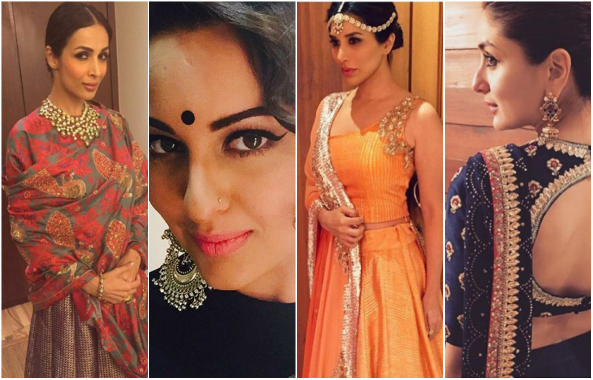 Check out : Bollywood glam divas all dolled up for Diwali #aboutlastnight