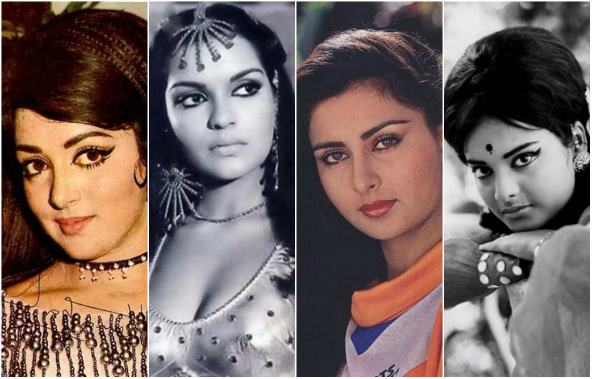 Top 9 Beauties from Bollywood's 'Golden Age'