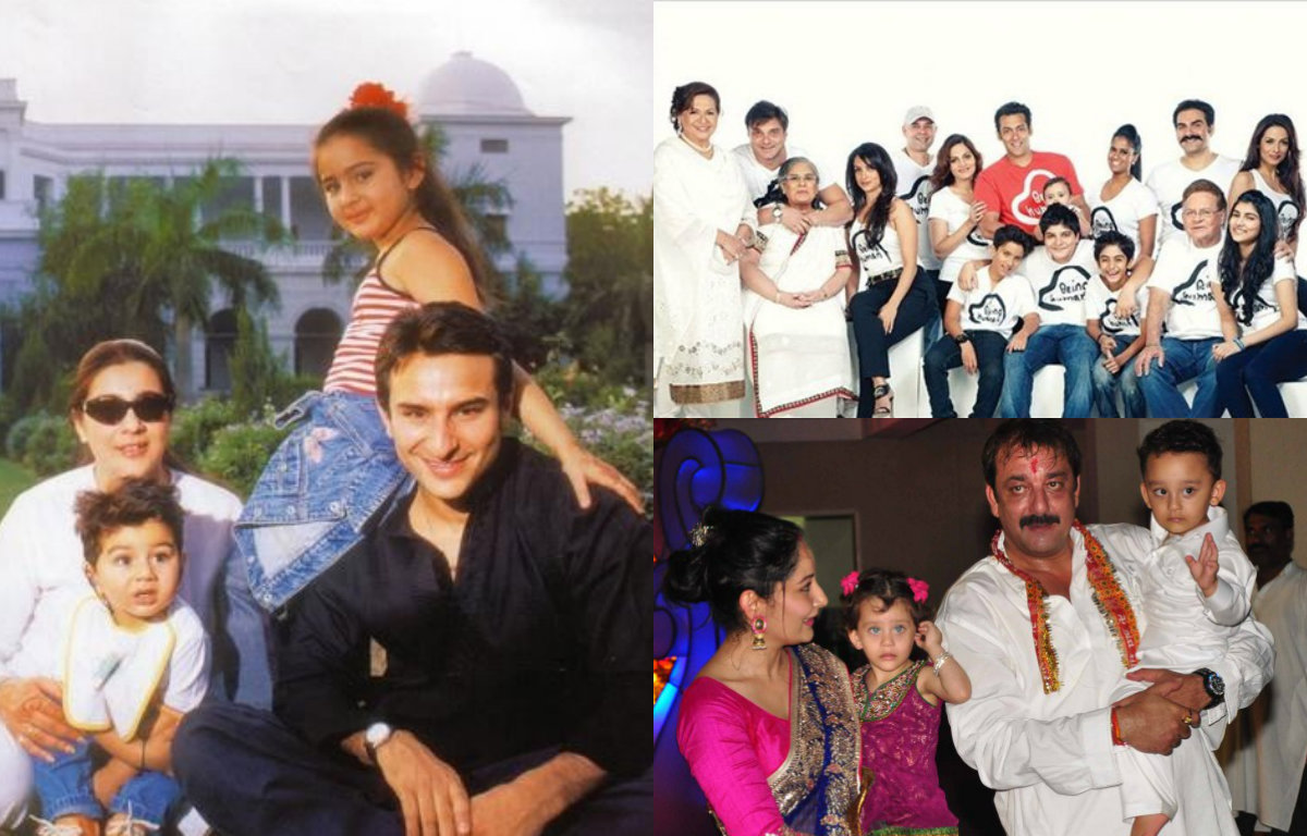 In Pictures - Unseen family photographs of your favorite Bollywood star