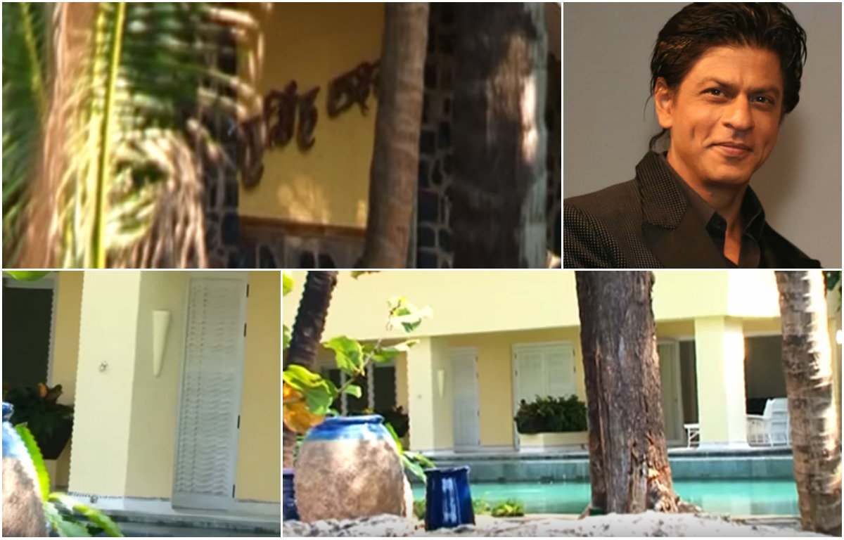 OMG - Shah Rukh Khan's new bungalow in Alibaug will make your jaws drop!