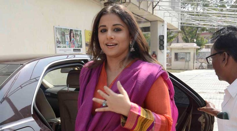 Why Vidya Balan loves this time of the year