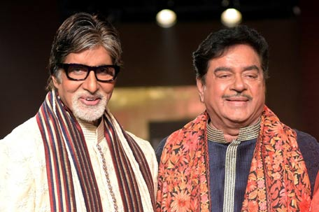 Shatrughan Sinha - It was a full-on Bharat milaap between Amitabh Bachchan and me