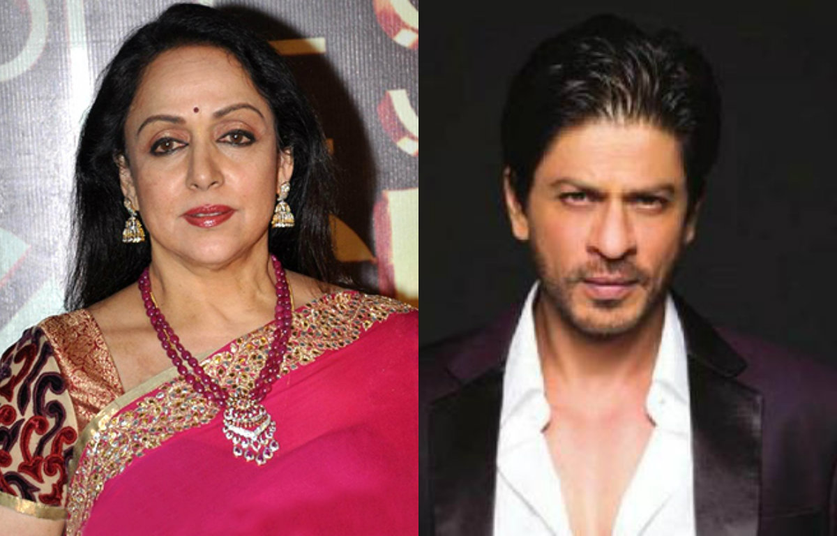 Hema Malini : Shah Rukh Khan was targeted, it's not right