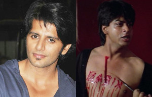 Karanvir Bohra - I feel proud of being compared to Shah Rukh Khan