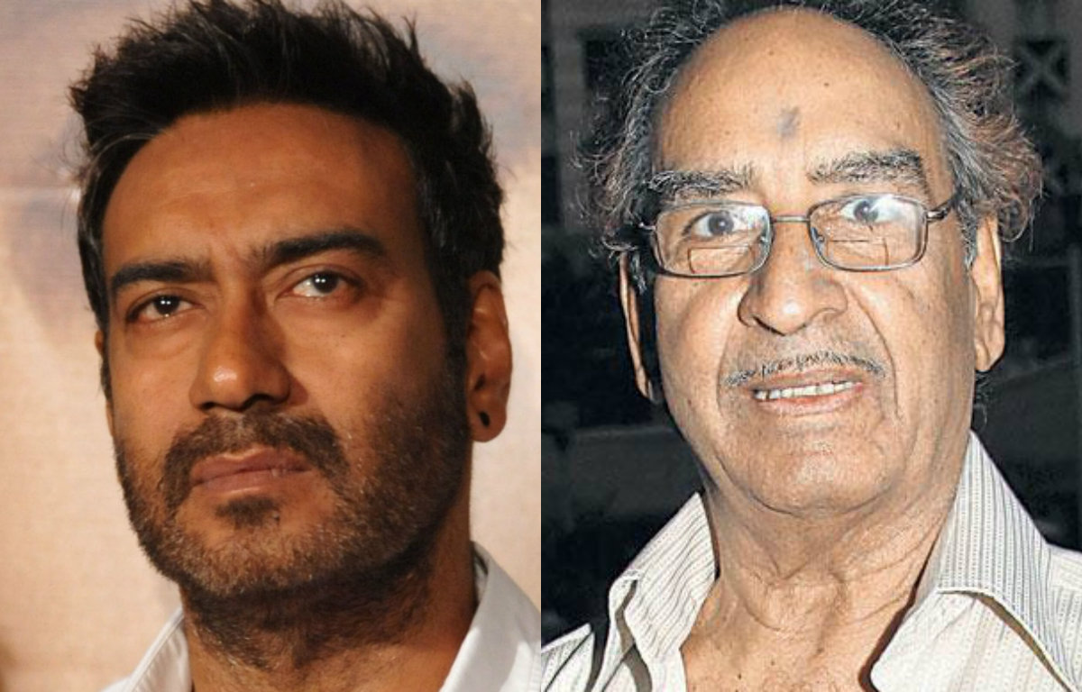 Ajay Devgn cancels Shivaay shoot to be with father