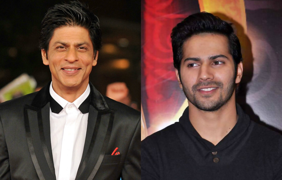Shah Rukh Khan's romance or Varun Dhawan's Hip Hop; Which one would you prefer?