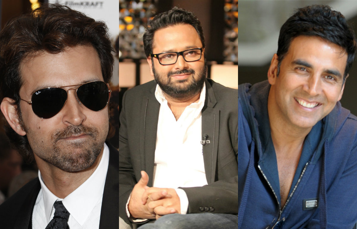 Akshay Kumar and not Hrithik Roshan to be the lead in Nikhil Advani's next