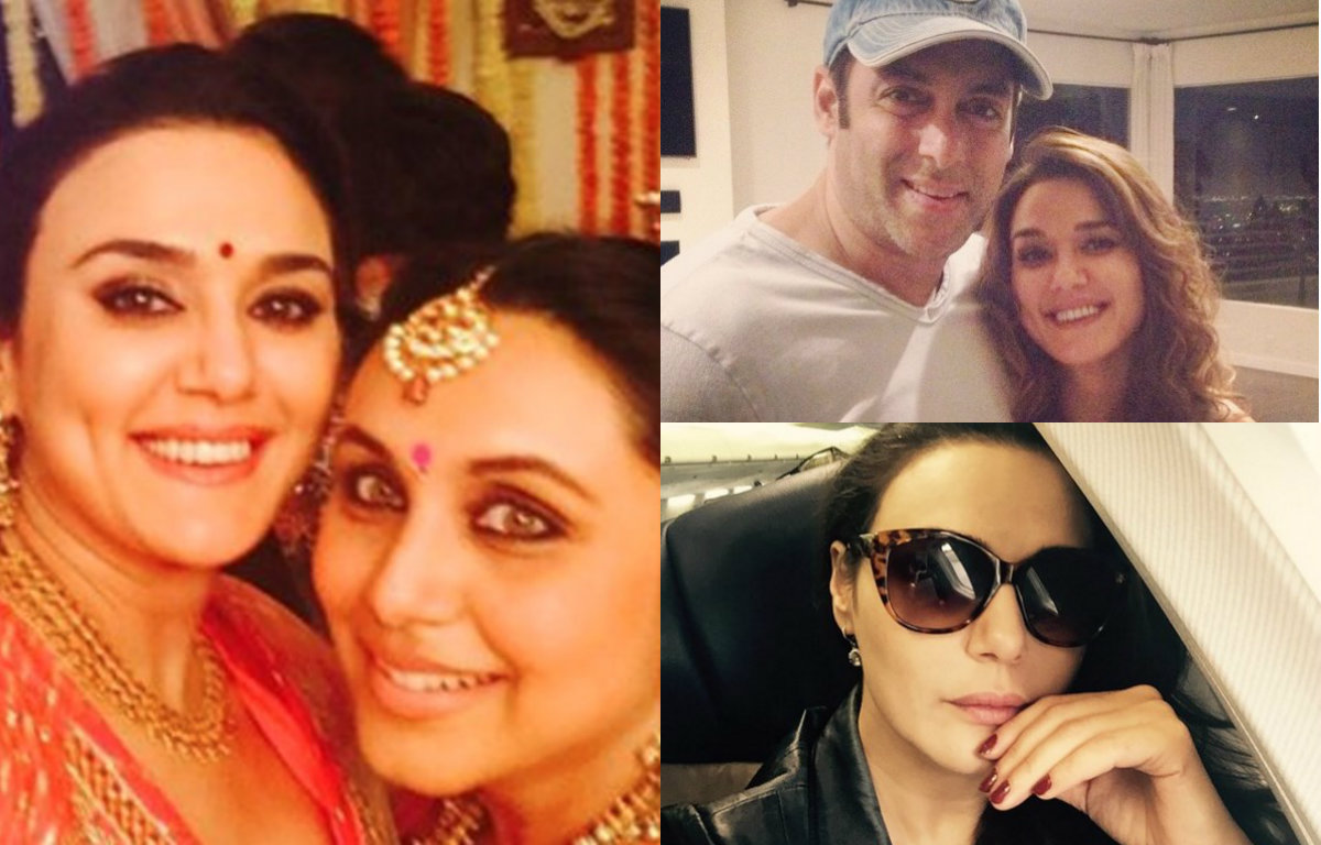 This is how Preity Zinta rocks on Instagram