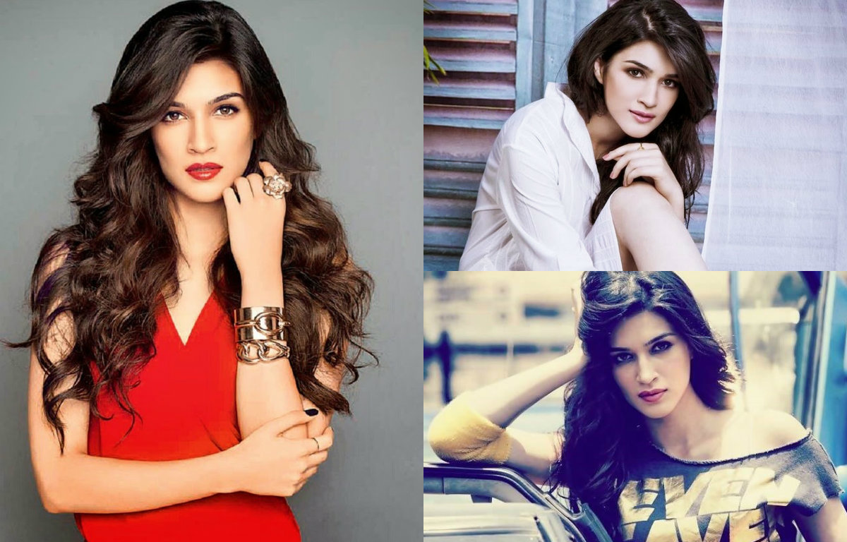 10 Sizzling pictures of Kriti Sanon you have never seen before