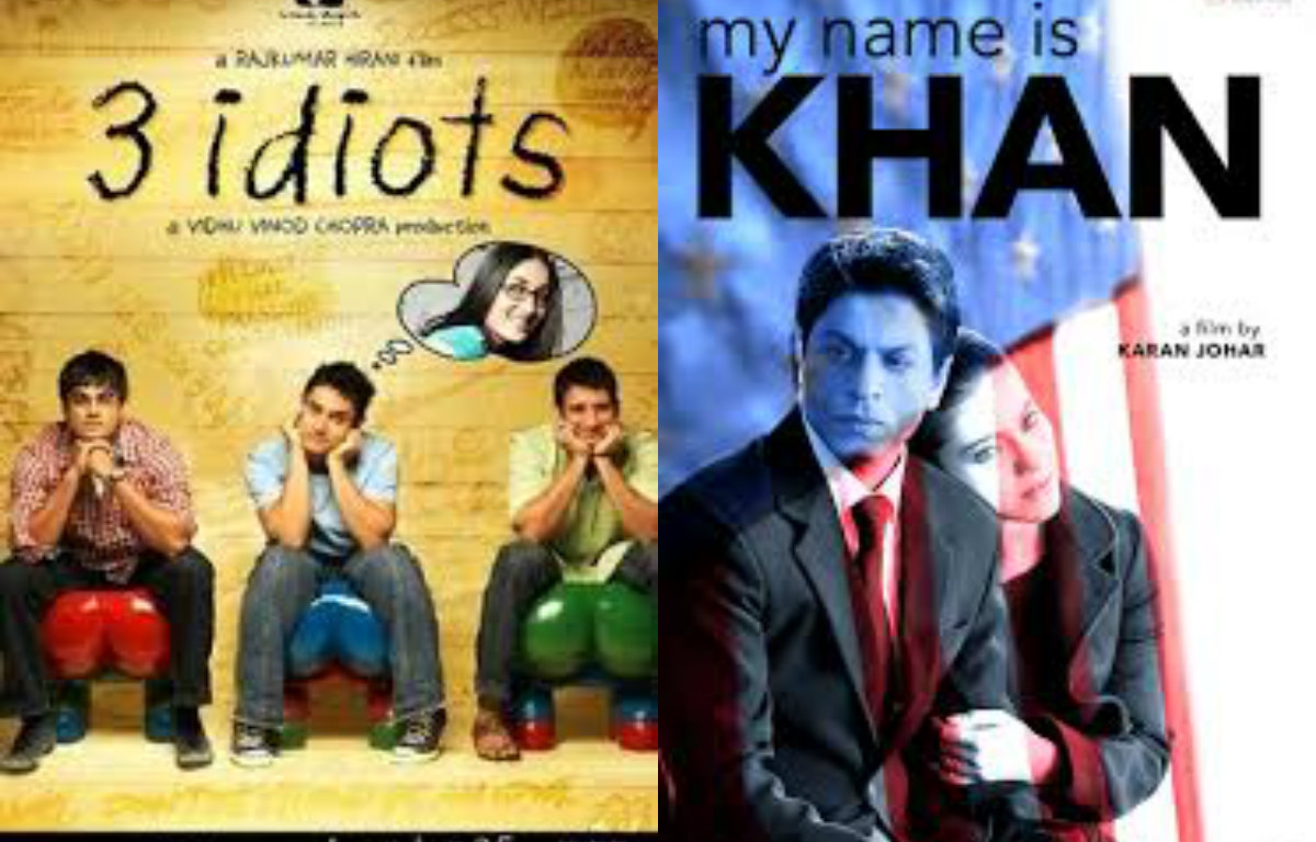 '3 Idiots', 'My Name Is Khan' very popular in South Korea
