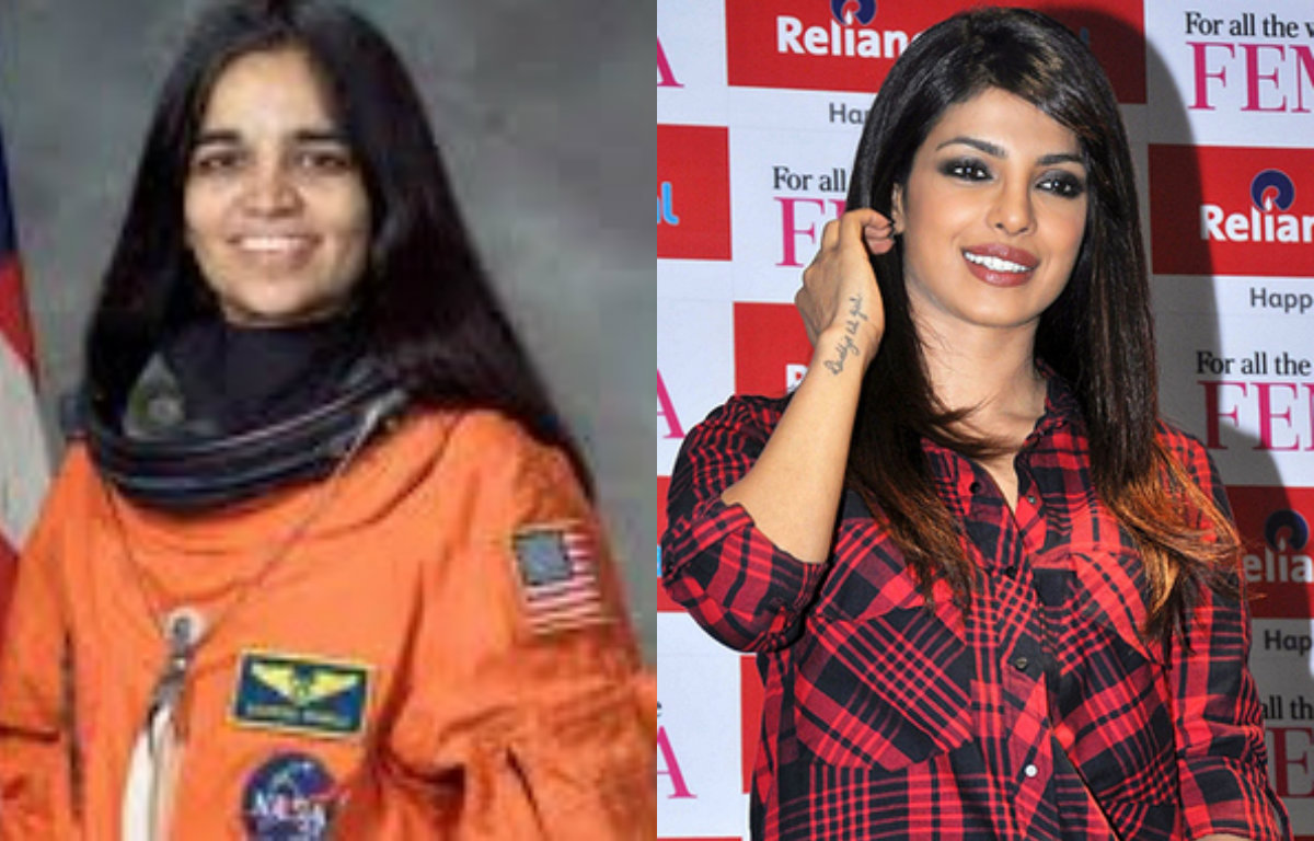 Priyanka Chopra roped in for astronaut Kalpana Chawla biopic