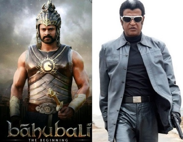 Rajnikanth's 'Robot 2' steals the crown from 'Baahubali: The Beginning'