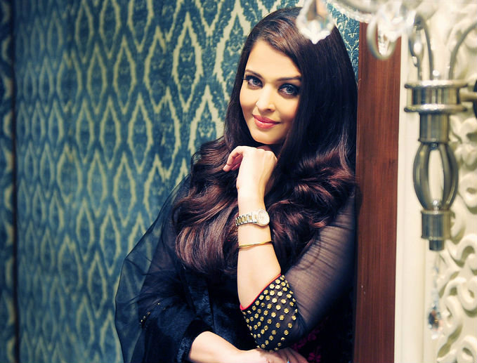 Here's a hint at what Aishwarya Rai Bachchan might be doing next