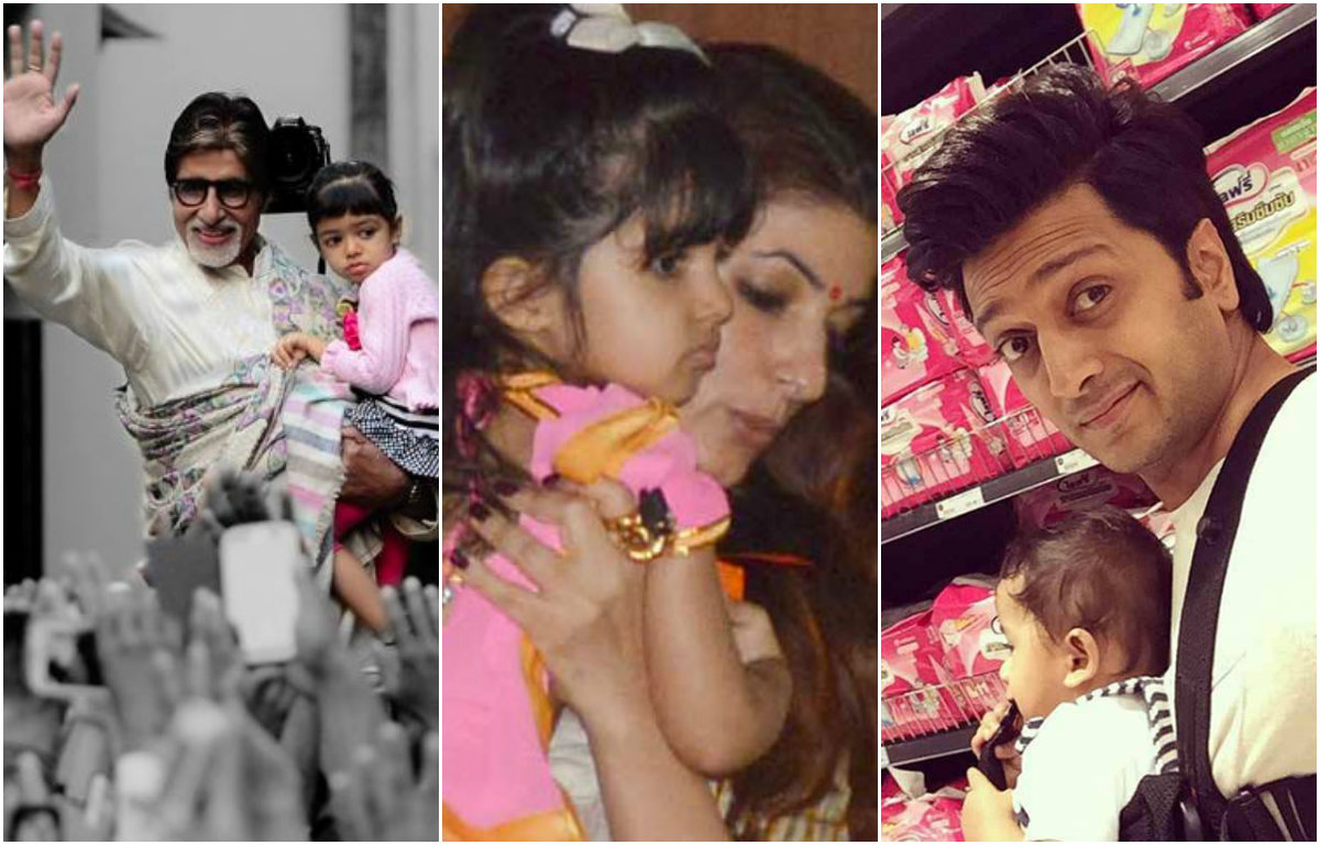 Bollywood star kids who managed to take away the limelight from their parents in 2015!