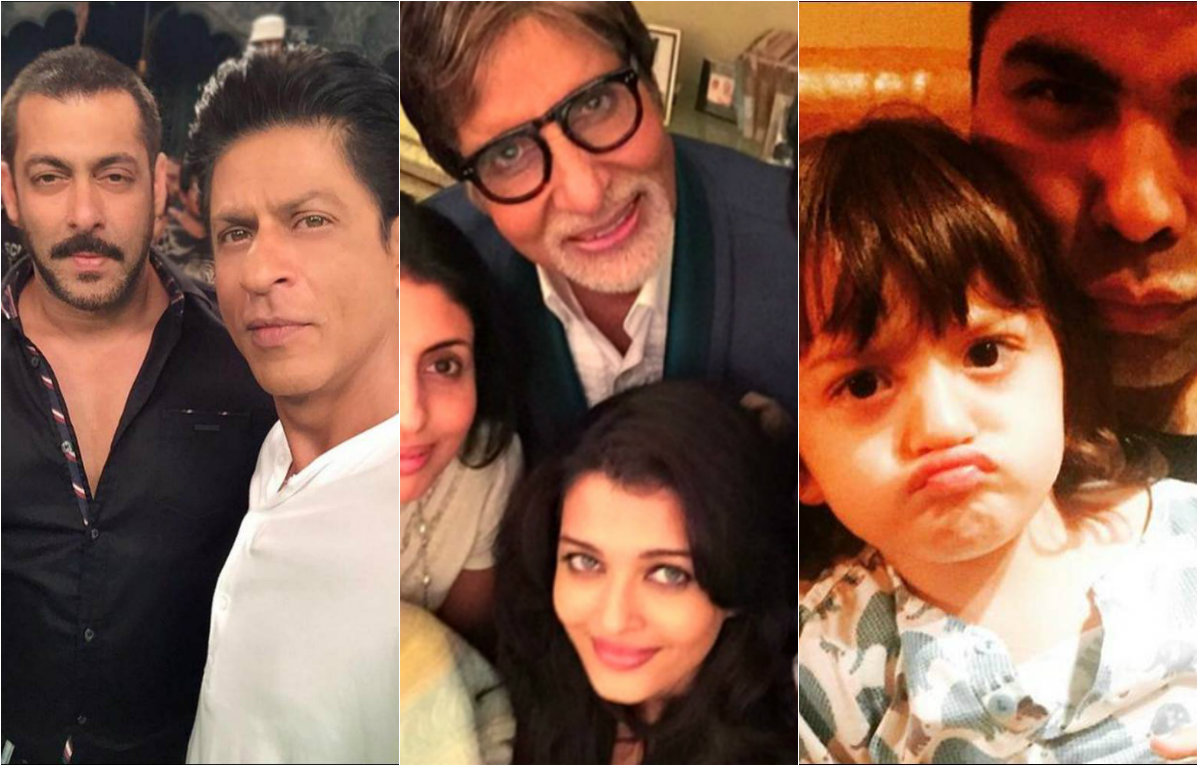 2015 Roundup - Bollywood Selfies That Went Viral For All The Right Reasons