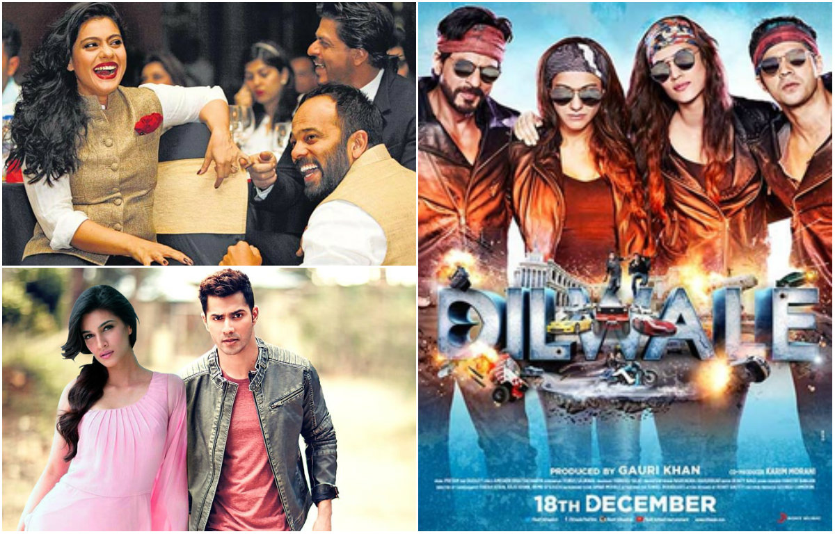 Check Out : 7 Interesting Things You Should Know About Dilwale!