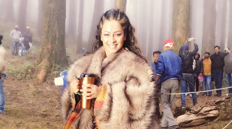 Kashmira Shah 'reliving fantasy' on 'Siya Ke Ram'