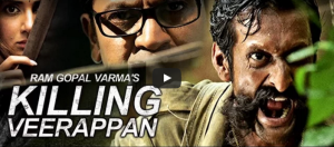 Watch - The theatrical trailer of Ram Gopal Varma's 'Killing Veerappan'