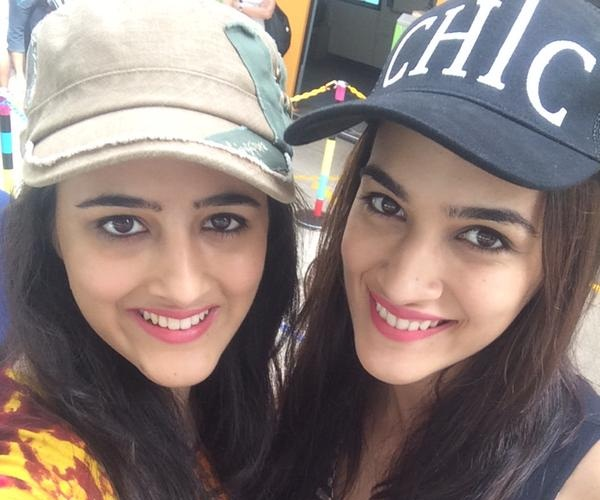 'Janam Janam' sung by Kriti Sanon's sister hits the right chords!
