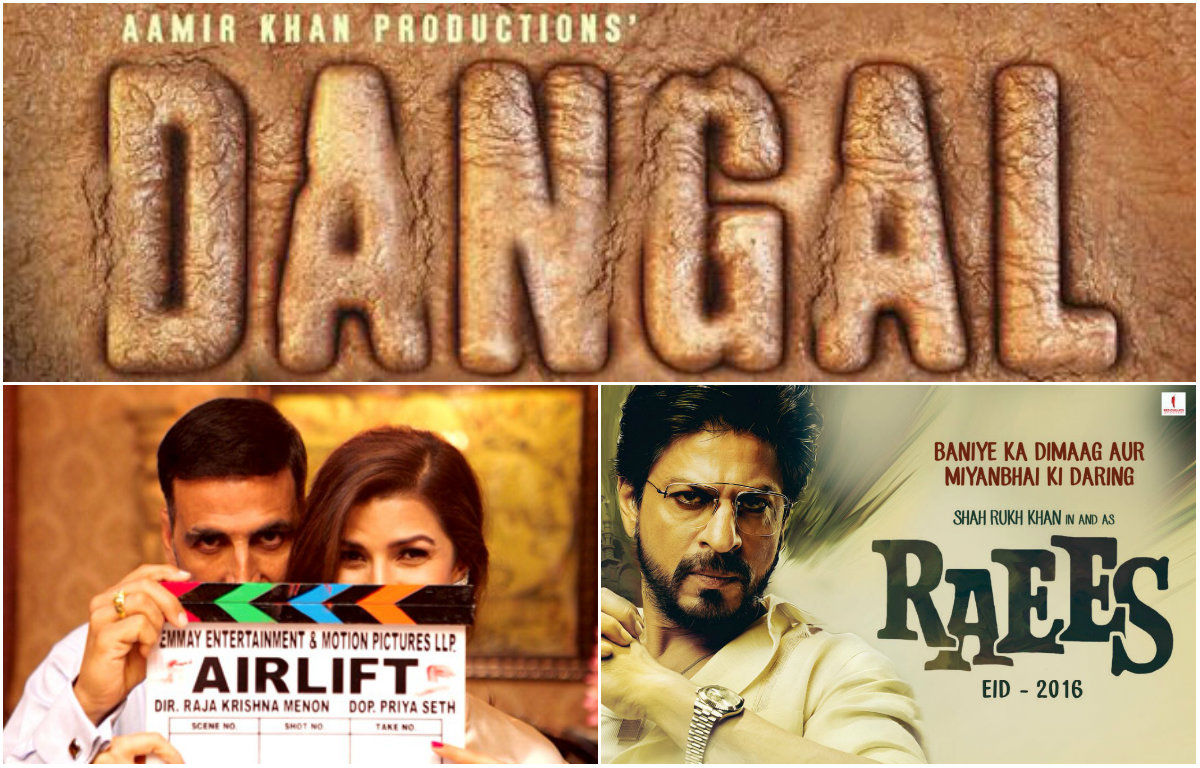Check Out : Top 10 Movies Set To Rock Bollywood in 2016
