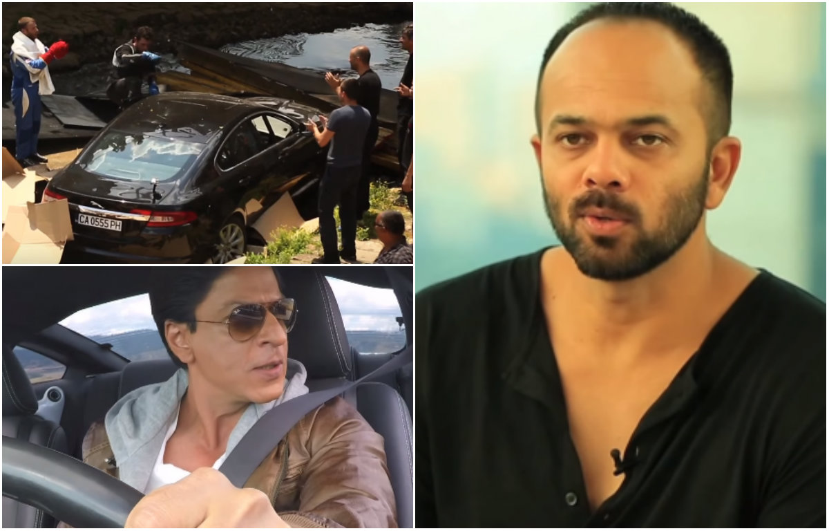 Watch : Rohit Shetty revealing the secret side of Bollywood action