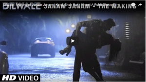 Check out: The Making of track 'Janam Janam' featuring Shah Rukh Khan and Kajol from 'Dilwale'