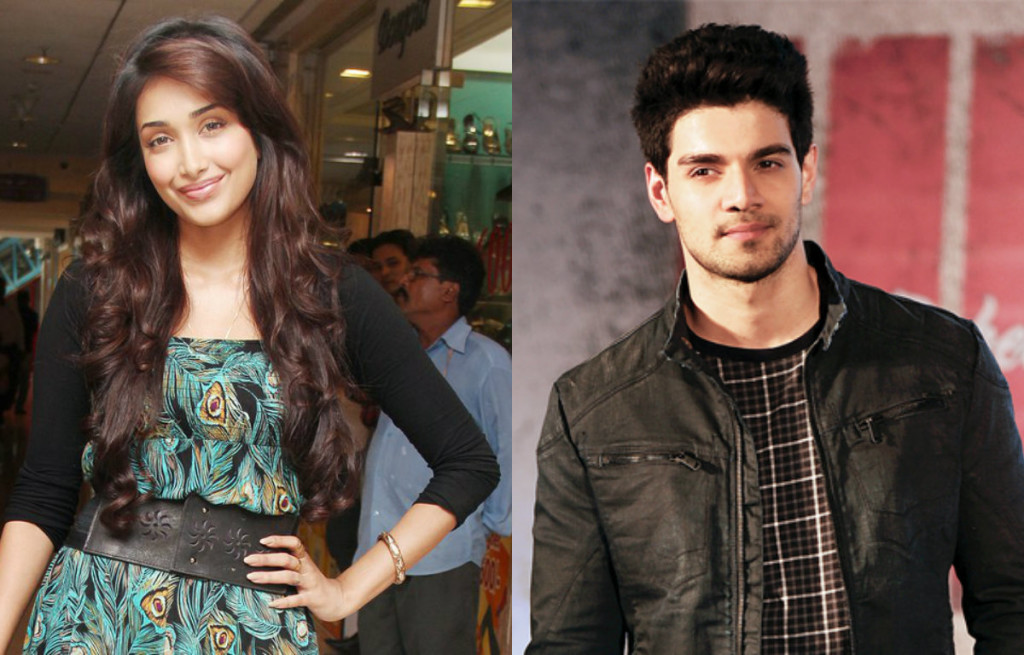Sooraj Pancholi and Jiah Khan