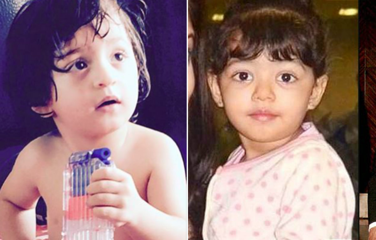Shah Rukh Khan's son AbRam to romance Aishwarya Bachchan's daughter Aaradhya?