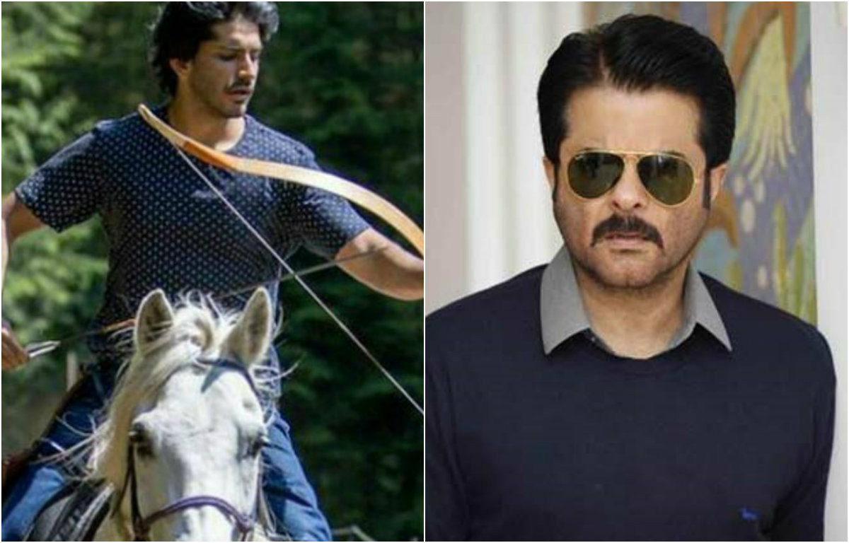 Bollywood roots for Anil Kapoor's son's debut