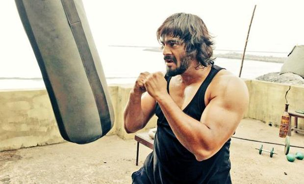 When R Madhavan Came Close To Arnold Schwarzeneggers Biceps Size