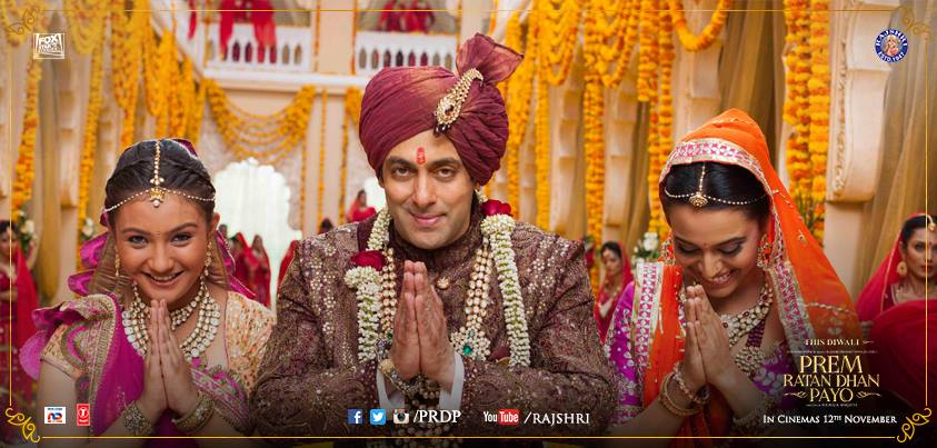 Salman Khan's 'Prem Ratan Dhan Payo' collects Rs 400 crore worldwide