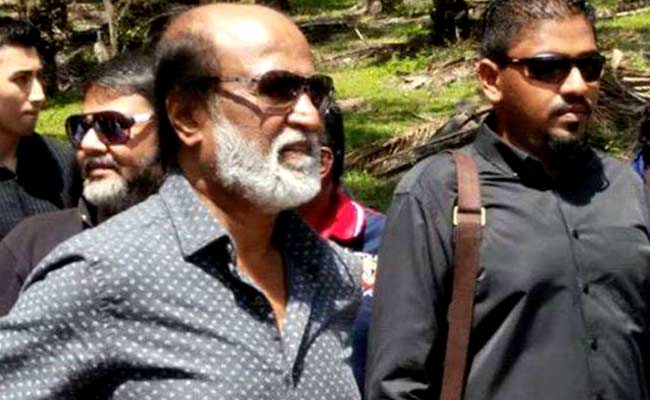 Rajinikanth donates Rs.10 lakh for Tamil Nadu rain-hit
